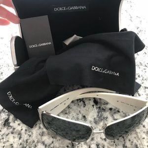 EUC Dolce & Gabbana sunglasses